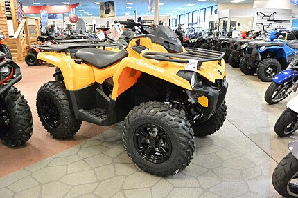 2018 Can-Am Outlander 450 for sale 200606686